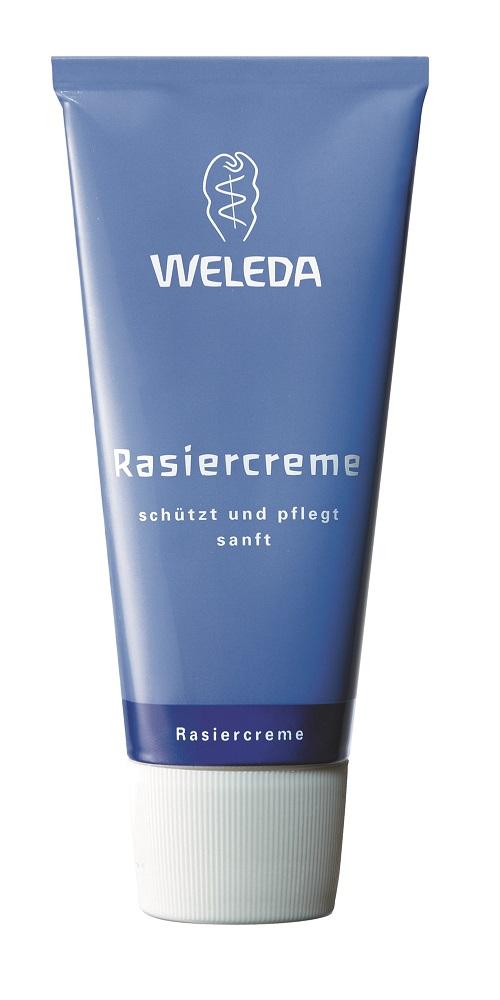 Weleda Крем для бритья 75 мл9880Крем для бритья от Weleda образует прочную, «сливочную» пену и обеспечивает нежное и качественное влажное бритье. Крем защищает и одновременно ухаживает за чувствительной, раздраженной бритьем кожей с помощью, входящих в состав, козьего молока и экстрактов миндаля и фиалки трехцветной. Не содержит ингредиентов на основе минеральных масел и синтетических ароматизаторов, красителей и консервантов. Протестировано дерматологами. Применение: намочить лицо теплой водой. Кисточкой для бритья вспенить крем с водой и нанести на лицо. В качестве альтернативы можно вспенить крем в руках и нанести на лицо. После бритья умыть лицо водой и при необходимости нанести один из продуктов мужской серии Weleda.