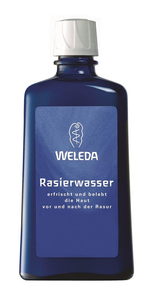 Weleda Лосьон до и после бритья 100 мл9881Лосьон до и после бритья Weleda освежает и витализирует раздраженную после бритья кожу. Вытяжка из мирры сужает поры, а экстракт гамамелиса уменьшает воспаление. Лосьон можно использовать перед сухим бритьем: щетина распрямляется, что облегчает качественное бритье. Лосьон имеет приятный терпкий запах и дезинфицирует мелкие порезы. Не содержит ингредиентов на основе минеральных масел и синтетических ароматизаторов, красителей и консервантов. Применение: Перед сухим бритьем небольшое количество лосьона вылить на руки и нанести на щеки и подбородок, затем хлопающими движениями вмассировать, дать высохнуть и бриться как обычно. После влажного бритья нанести небольшое количество лосьона на щеки и подбородок. В завершение нанести Увлажняющий мужской крем Weleda.