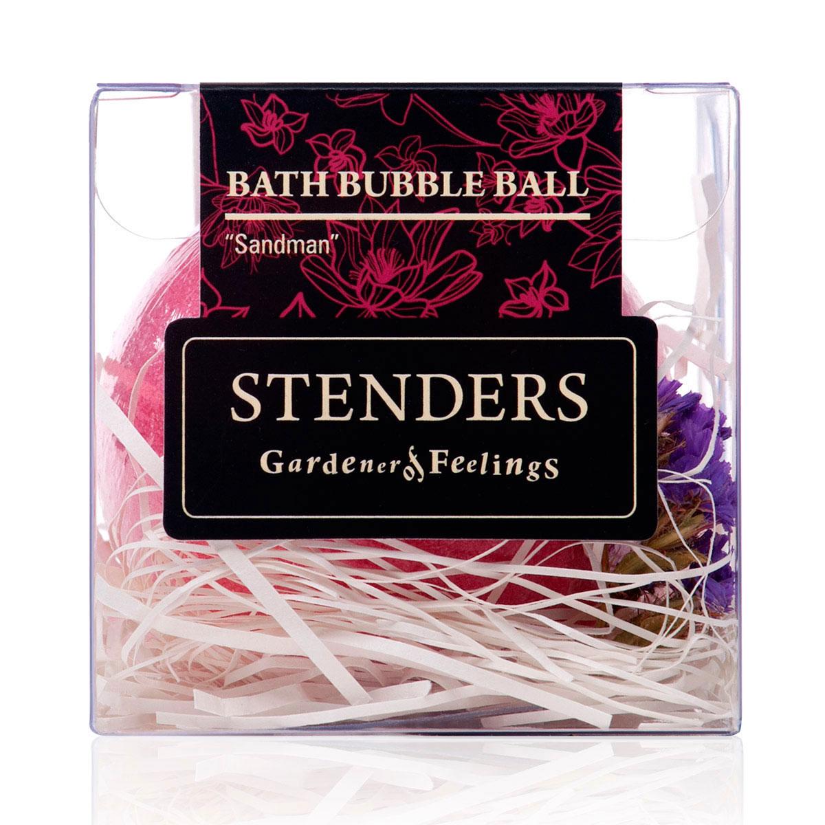 Stenders Бурлящий шар Лавандовый, 125 гSISBB04Ваши любимые бурлящие шары, упакованные в красивую коробку - готовы удивлять и радовать. Этот изготовленный умелыми руками бурлящий шар для ванны наполнит ванную комнату успокаивающим ароматом, заботясь о вашем отдыхе. Пока вы будете наслаждаться мгновениями расслабления, о вашей коже позаботится масло виноградных косточек и морская соль, а эфирное масло лаванды упокоит ваши мысли и чувства, позволяя вам предаться сладким мечтам и сну. Эфирное масло лаванды получают путем дистилляции цветущих макушек растения. Для этого любимого всеми масла характерен воздушный цветочно-травяной аромат, который способен как тонизировать, так и успокаивать, даря спокойствие. Это масло вы можете использовать и для улучшения сна. Масло виноградных косточек особенно хорошо тем, что содержит ненасыщенные жирные кислоты в большой концентрации. Оно придаст жизненную силу вашей коже, тщательно увлажняя и смягчая ее. Кристаллы соли моря богаты ионами кальция, калия и натрия. Эти вещества очистят вашу кожу и...