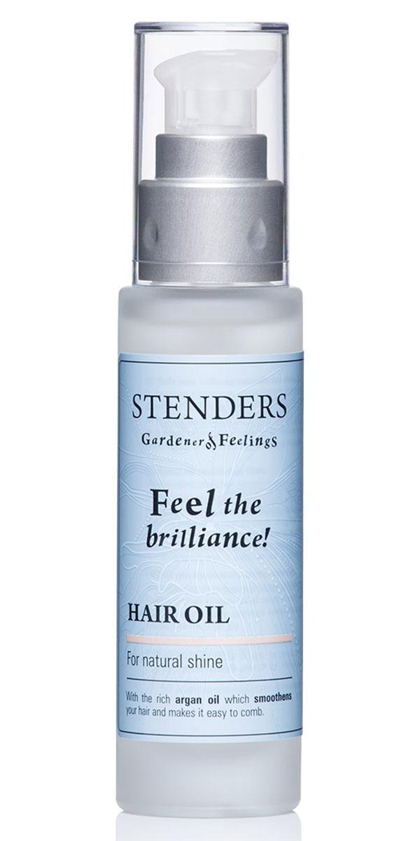 Stenders Масло для естественного блеска волос, 50 млELLA_3D_M