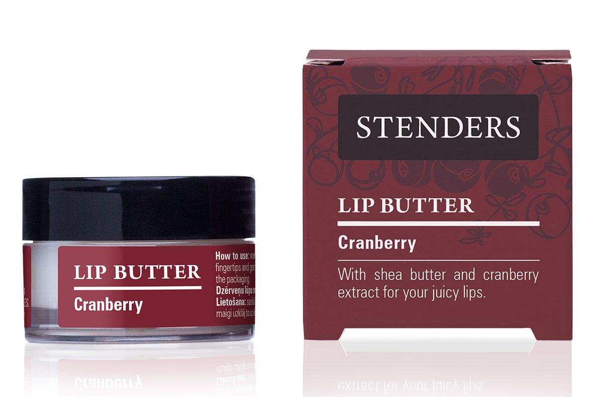Stenders Масло для губ Kлюква, 7 гSVL_02Масло для губ «Клюква» увлажнит ваши губы, даря им привлекательную гладкость. Ощутите, как легко натуральное масло ши наносится на ваши губы, питая и смягчая их. Свежий аромат клюквы окутает вас сочностью дикой ягоды, в которую захочется окунуться вновь и вновь. 0% минерального масла Масло ши обладает свойством быстро впитываться в кожу, длительное время насыщая и защищая ее, делая кожу шелковисто-гладкой. Превосходно увлажняет, смягчает и восстанавливает кожу, а также задерживает ее старение.