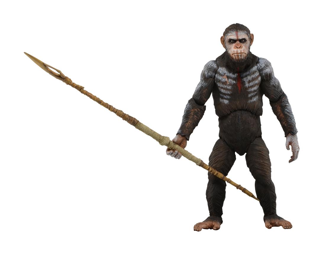 Планета обезьян Революция. Фигурка Цезарь серия 1