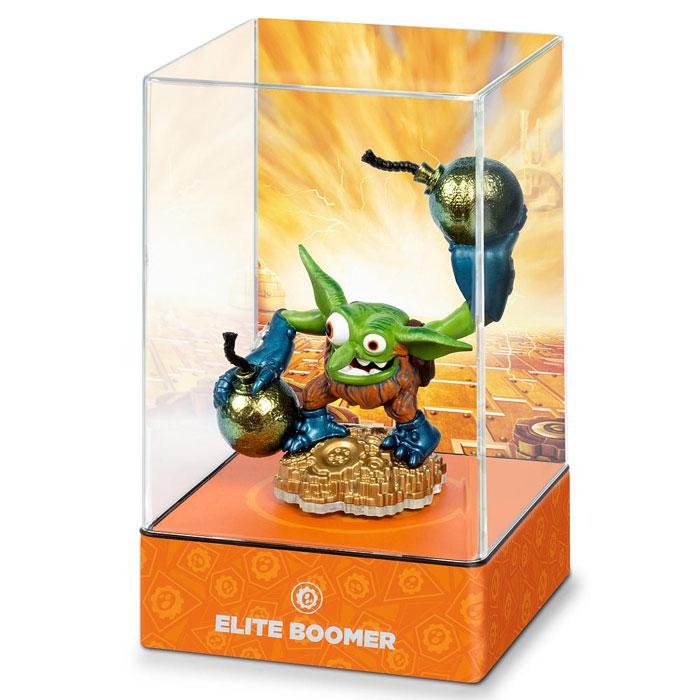 Skylanders SuperChargers. Фигурка Elite Boomer (Стихия Tech)