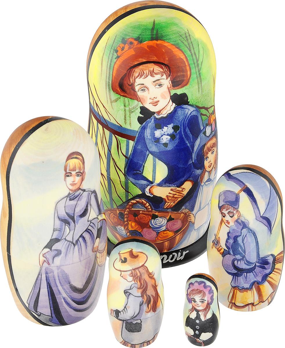 Набор матрешек Василиса