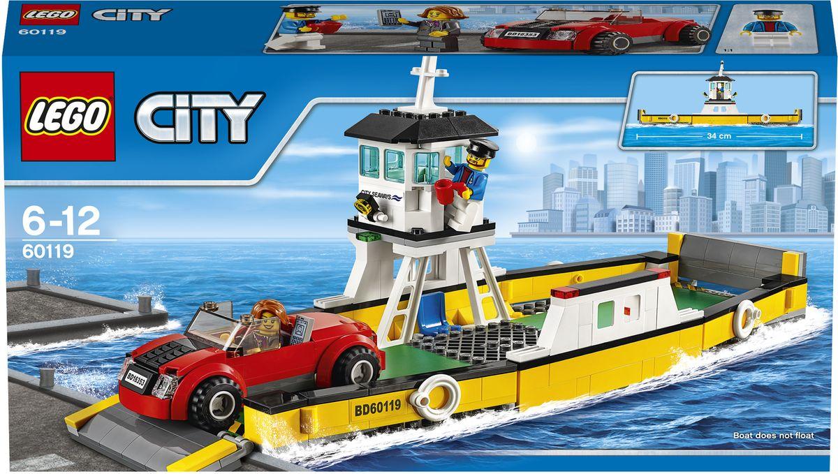 LEGO City Конструктор Паром 60119