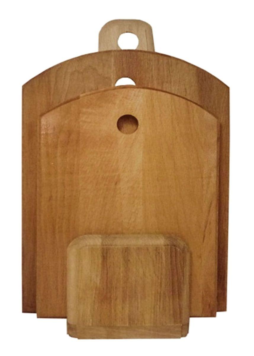 Комплект из 2-х досок полубочка (350Х245Х18, 300Х210Х18)MM30-2Профессиональные разделочные доски из бука TM Хозяюшка произведены на Кавказе - родине восточного бука. Бук боится влаги, но, как в случае со всеми без исключения досками из древесины, вопрос влагостойкости решается пропиткой дерева специальным минеральным или льяным маслом. Масло защищает доску от коробления, рассыхания и растрескивания. Именно поэтому все доски TM Хозяюшка обработаны льняным маслом и упакованы в пленку!