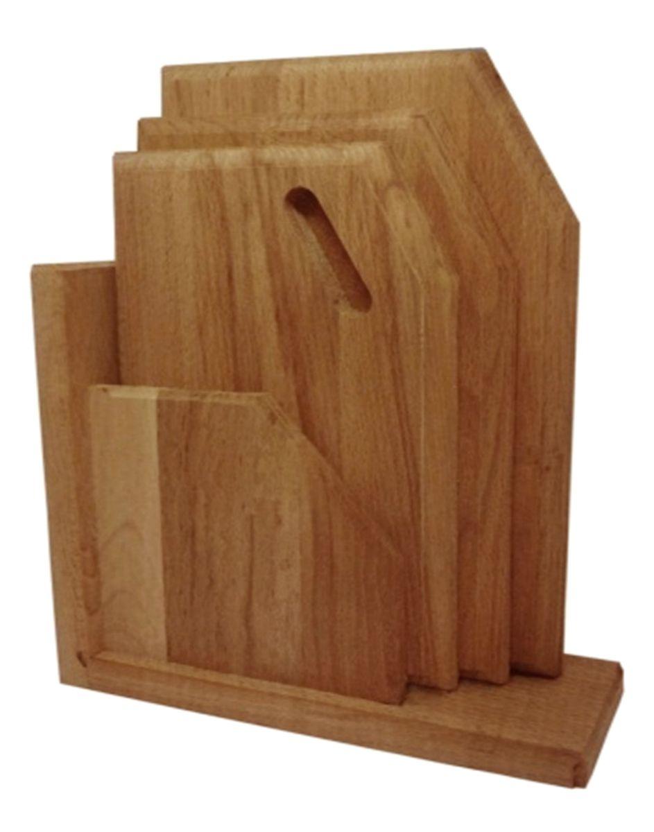 Комплект из 3-х досок косая (340х210х18, 310х190х18,280х170х18)MM31-2Профессиональные разделочные доски из бука TM Хозяюшка произведены на Кавказе - родине восточного бука. Бук боится влаги, но, как в случае со всеми без исключения досками из древесины, вопрос влагостойкости решается пропиткой дерева специальным минеральным или льяным маслом. Масло защищает доску от коробления, рассыхания и растрескивания. Именно поэтому все доски TM Хозяюшка обработаны льняным маслом и упакованы в пленку!
