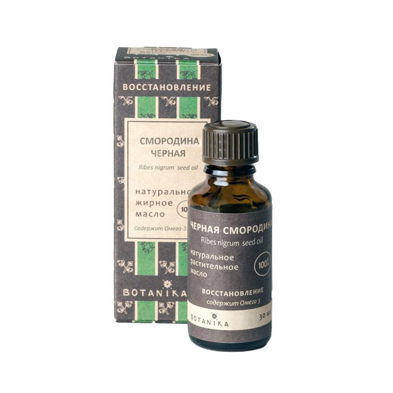 Жирное масло Botanika Смородина черная, для сухой, раздраженной и увядающей кожи, 30 мл00007836Натуральное 100% жирное масло Botanika Смородина черная обладает прекрасными восстанавливающими, увлажняющими и разглаживающими свойствами. Поддерживает эластичность кожи, благодаря наличию витамина С, стимулируя синтез коллагена. Способствует восстановлению барьерной функции кожи. Применяется для восстановления сухой, шелушащейся, раздраженной кожи и в комплексной терапии кожных заболеваний. Рекомендуется также для увядающей кожи. Уменьшает раздражение, вызванное химическими веществами. Характеристики: Объем: 30 мл. Производитель: Россия. Товар сертифицирован.