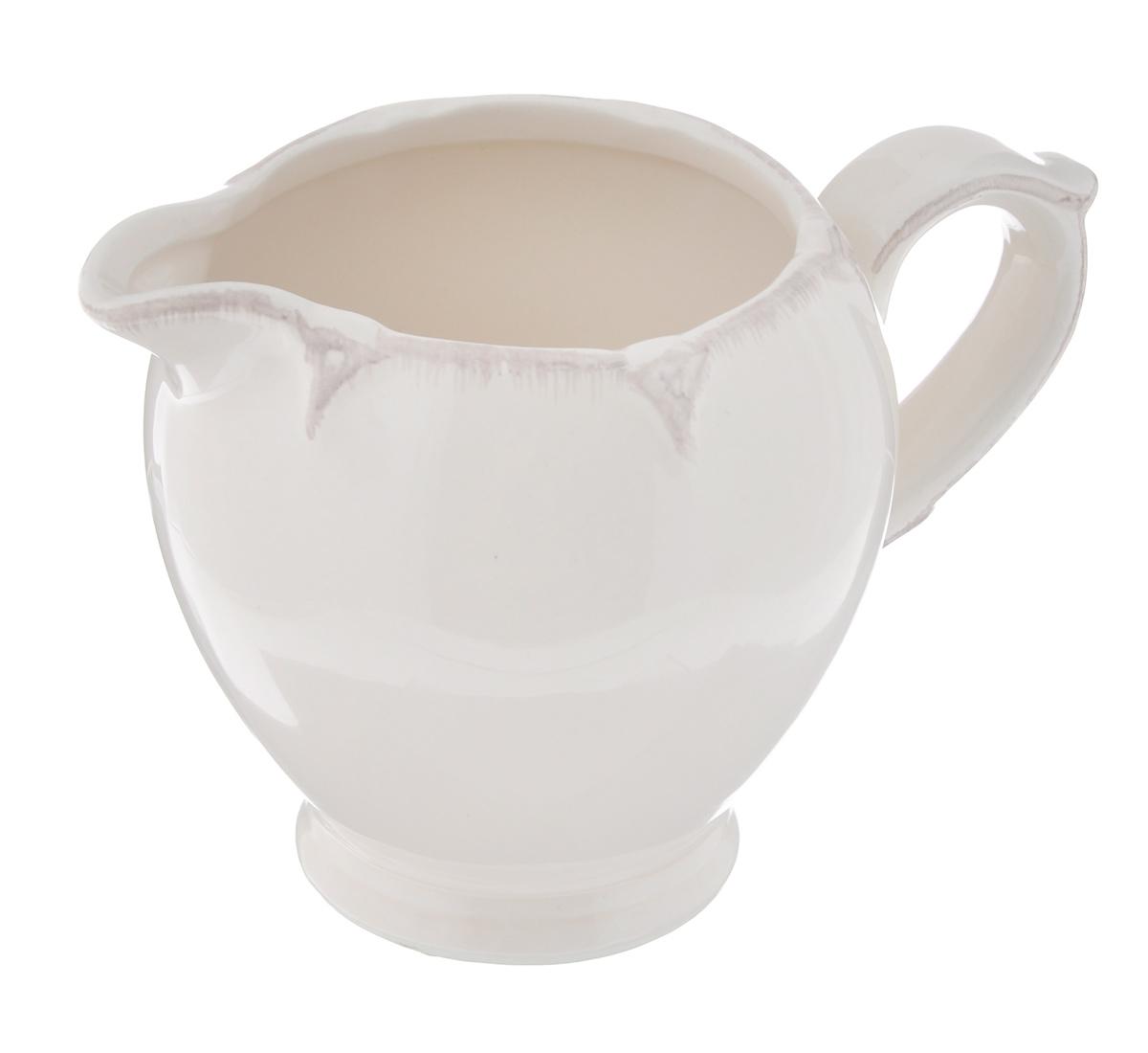 Молочник Лилло Ideal, 250 мл214200Молочник Лилло Ideal выполнен из высококачественной керамики керамики. Изделие станет незаменимым аксессуаром для тех, кто любит пить кофе или чай с добавлением молока. Дизайн молочника придется по вкусу и ценителям классики, и тем, кто предпочитает утонченность и изысканность. Также молочник послужит приятным и практичным подарком. Он упакован в красочную картонную коробку. Диаметр молочника по верхнему краю: 7 см. Диаметр дна: 5,2 см. Высота молочника: 8,5 см. Объем молочника: 250 мл.