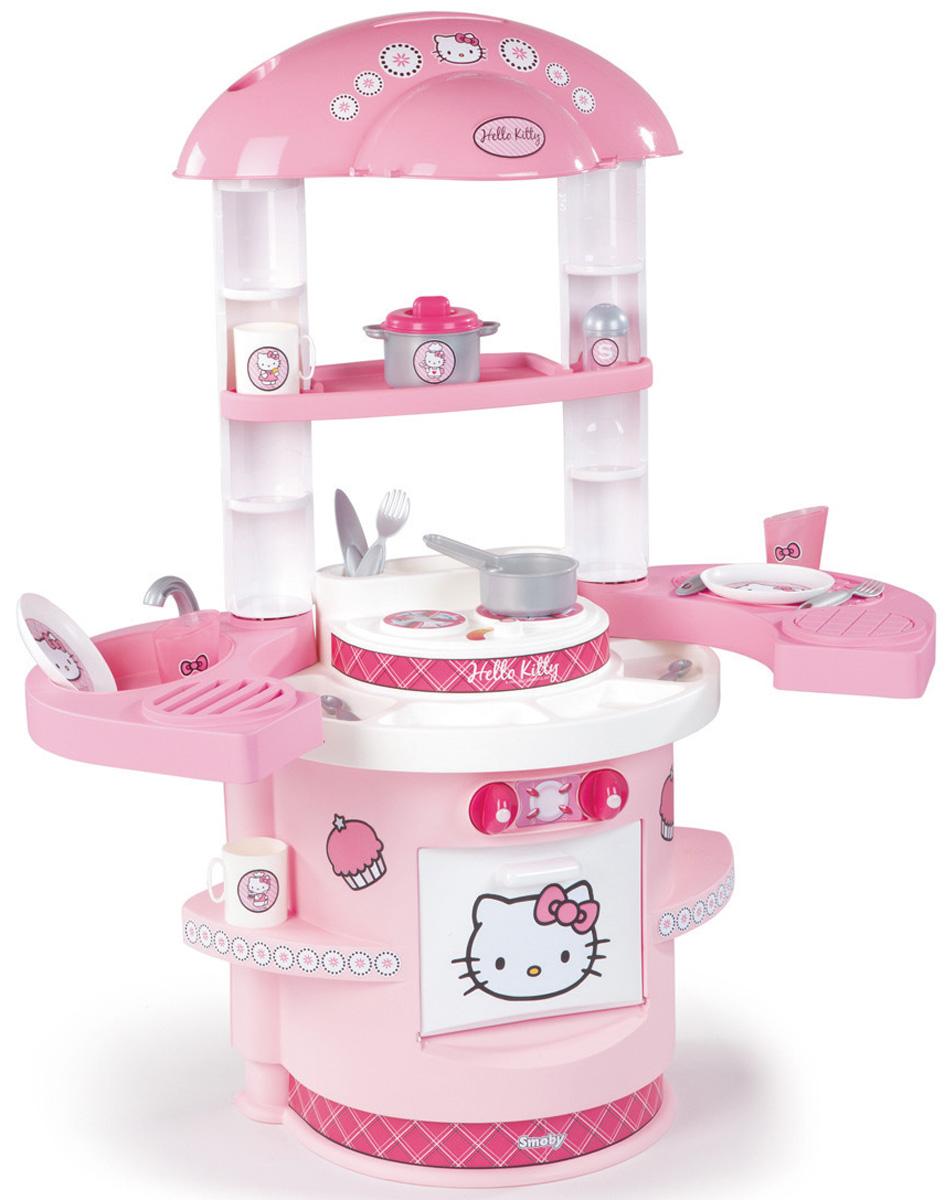 Smoby Игровой набор Моя первая кухня Hello Kitty