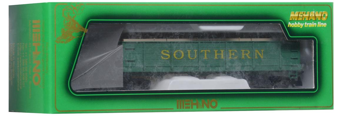 Mehano вагон снежный плуг Southern