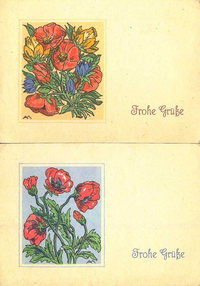 Напоминание о веселье. Комплект из 2 открытокНВА-2 2508 16-39Комплект из 2 открыток Напоминание о веселье. Германия, начало XX века. Размер открыток: 14.5 х 10.5 см. Сохранность хорошая.