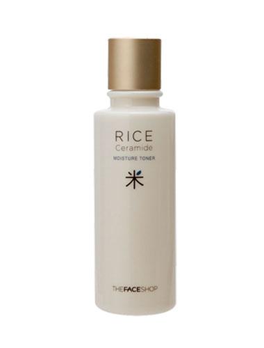 The Face Shop Тоник для лица RICE&CERAMIDE, 150 млУТ000001538Базовая линия по уходу за кожей лица, дает коже ясность. Основана на богатом минералами рисе и нано керамиде. Подходит для всех типов кожи. Тонер с экстрактом риса придаст сил безжизненной коже. Благодаря входящим в состав керамидов он избавит Вас от шелушений. Экстракт риса поможет выравнять текстуру и тон кожи, осветлит пигментацию(пятна и веснушки)