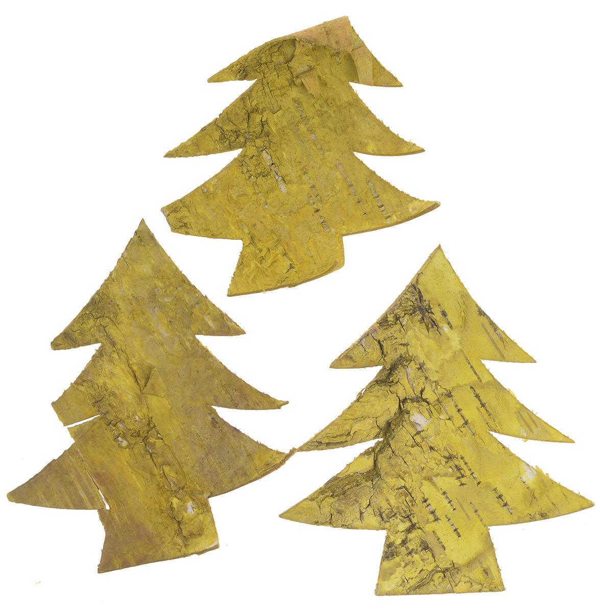 Декоративные элементы Dongjiang Art, цвет: желтый, длина 10 см, 3 шт7709019_желтыйДекоративные элементы Dongjiang Art представляют собой срезы дерева и предназначены для украшения цветочных композиций. Такие элементы могут пригодиться во флористике и многом другом. Флористика - вид декоративно-прикладного искусства, который использует живые, засушенные или консервированные природные материалы для создания флористических работ. Это целый мир, в котором есть место и строгому математическому расчету, и вдохновению. Размер элемента: 10 см х 8 см х 0,2 см.