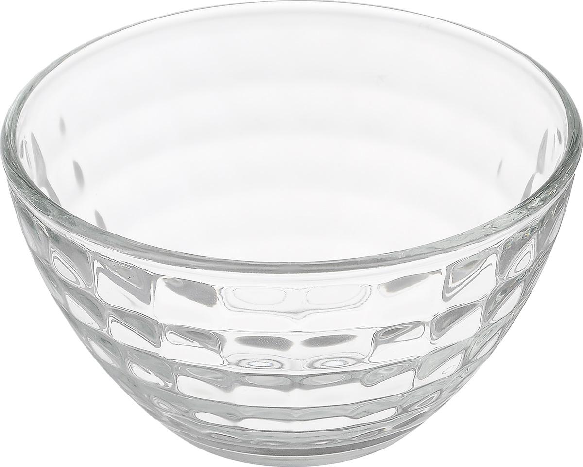 Салатник OSZ Монарх, диаметр 11 см07c1324Салатник OSZ Монарх изготовлен из бесцветного стекла и украшен рельефными гранями. Идеально подходит для сервировки стола. Салатник не только украсит ваш кухонный стол, но и подчеркнет прекрасный вкус хозяйки и станет отличным подарком. Диаметр салатника (по верхнему краю): 11 см. Диаметр основания: 5 см. Высота салатника: 7 см.