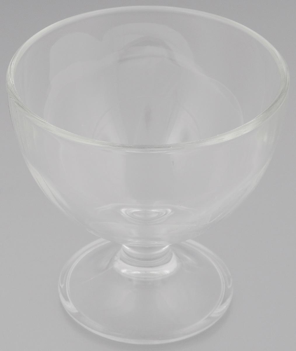 Креманка OSZ Мальва, цвет: прозрачный, диаметр 10 см12С1571/0Креманка OSZ Мальва изготовлена из бесцветного стекла. Идеально подходит для сервировки стола. Креманка не только украсит ваш стол, но подчеркнет прекрасный вкус хозяйки. Диаметр креманки (по верхнему краю): 10 см. Диаметр основания: 7 см. Высота ножки: 2 см. Высота креманки: 10 см.