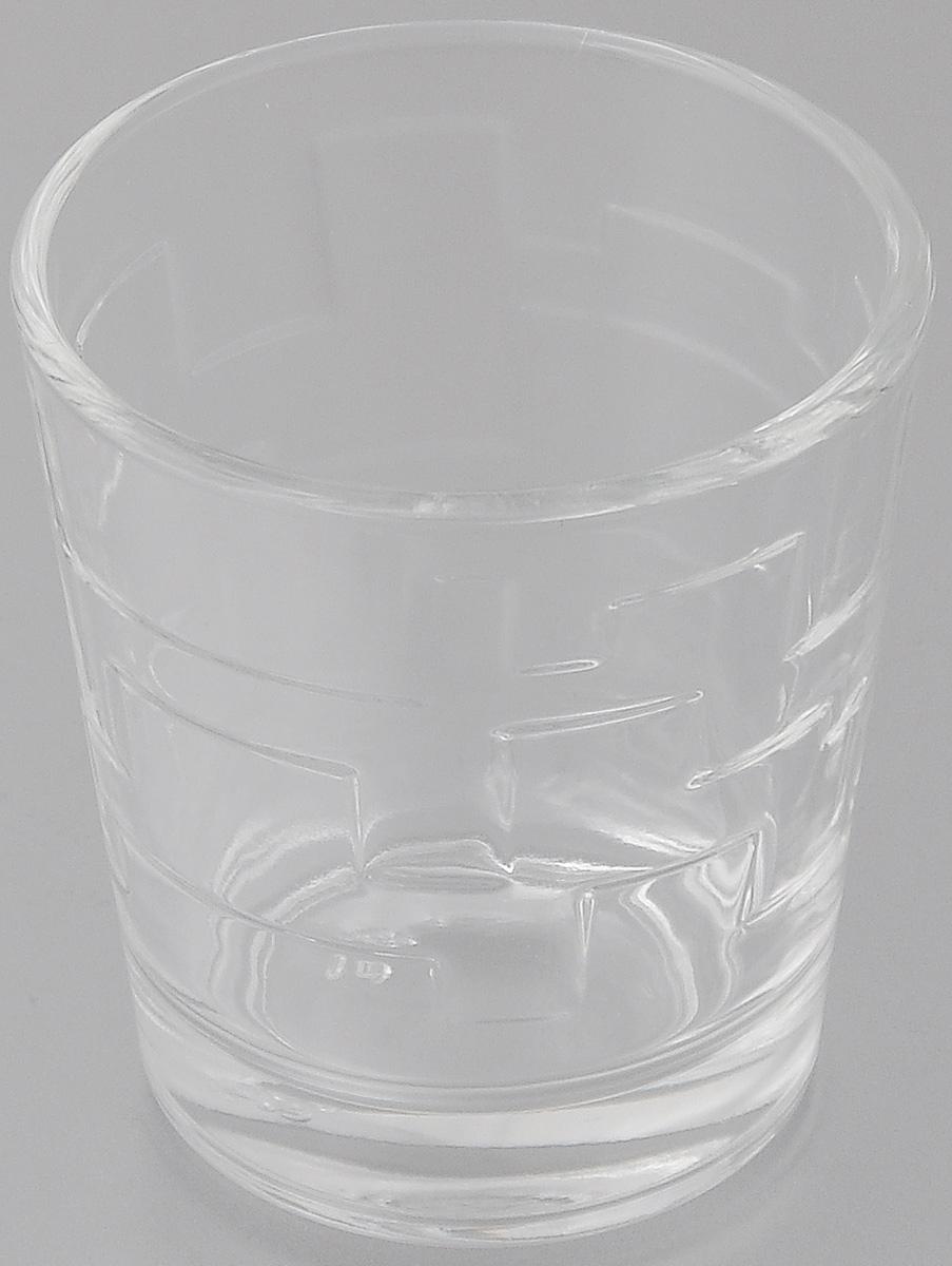 Стопка OSZ Лабиринт, цвет: прозрачный, 50 мл05c1263Стопка OSZ Лабиринт изготовлена из бесцветного стекла и украшена рельефными гранями. Идеально подходит для сервировки стола. Стопка не только украсит ваш кухонный стол и подчеркнет прекрасный вкус хозяйки. Диаметр стопки (по верхнему краю): 4,5 см. Диаметр основания: 3,5 см. Высота стопки: 5,5 см.