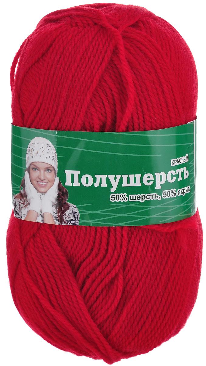 Пряжа для вязания Астра Mix Wool, цвет: красный, 250 м, 100 г, 3 шт488344_красныйПряжа для вязания Астра Mix Wool изготовлена из мягкой и высококачественной натуральной шерсти и акрила. Из такой пряжи получается тонкий и теплый трикотаж. Волокно имеет высокую упругость, поэтому хорошо держит форму, обладает превосходными гигиеническими свойствами: имеет высокую гигроскопичность и отводит влагу от тела. Рекомендуемые для вязания спицы: 3-5 мм. Рекомендуемый для вязания крючок: 3-5 мм. Состав: 50% шерсть, 50% акрил.