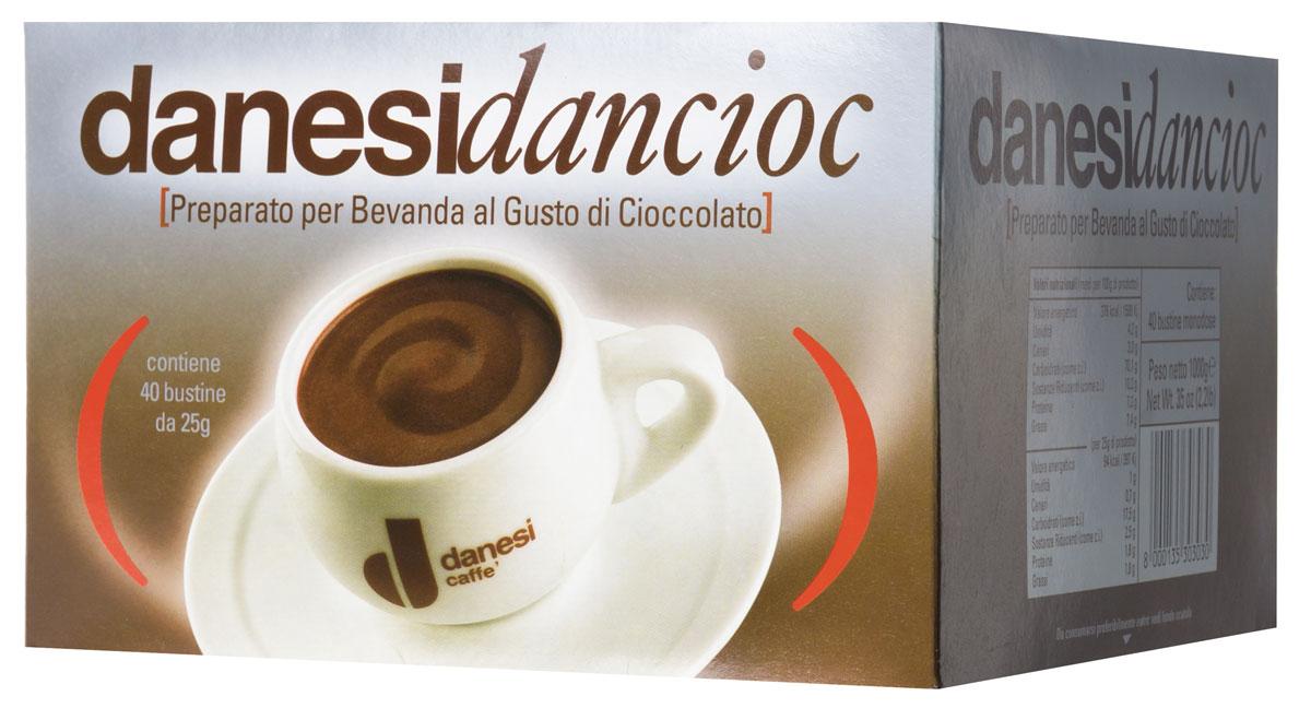 Danesi Dancioc горячий шоколад, 40 шт