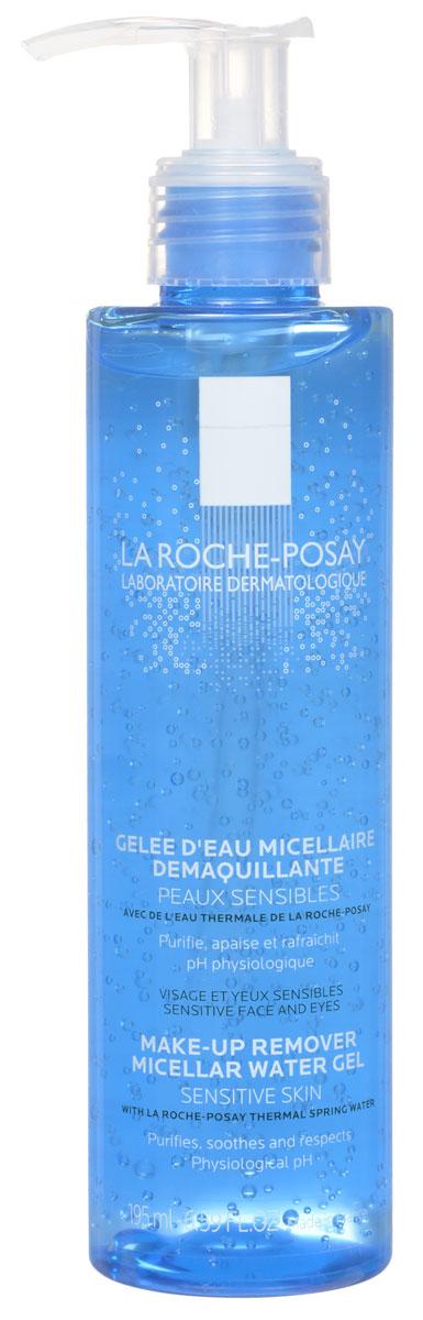 La Roche-Posay Мицелярный гель для снятия макияжа Physiological Cleansers, очищающий, для чувствительной кожи, 200 мл17169721Мицеллярный гель от La Roche-Posay Physiological Cleansers разработан специально для чувствительной кожи лица на основе Термальной воды La Roche-Posay. Очищает, успокаивает и освежает кожу лица и глаз. В его состав входят специально отобранные очищающие компоненты, обеспечивающие высокую переносимость средства. Подходит для снятия макияжа с глаз. Не содержит мыла, спирта, красителей и парабенов. Физиологический уровень pH. Товар сертифицирован.