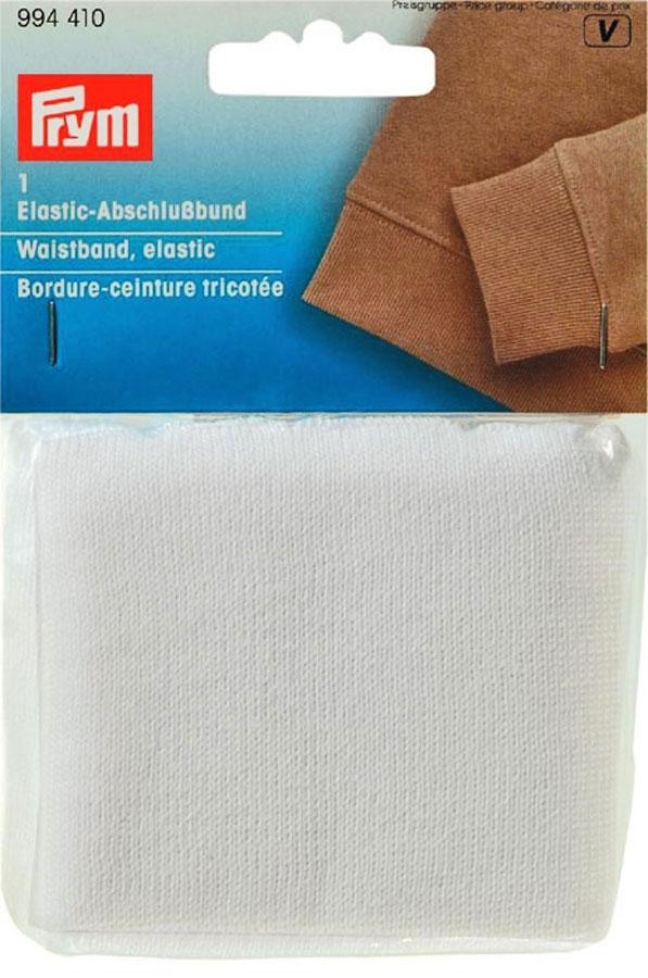 Пояс-резинка Prym, цвет: белый, обхват 20 см342663Эластичный пояс-резинка Prym изготовлен из высококачественного полиэстера. Изделие предназначено для шитья брюк, спортивных штанов и много другого. Обхват резинки-пояса: 20 см. Ширина резинки-пояса: 5 см.