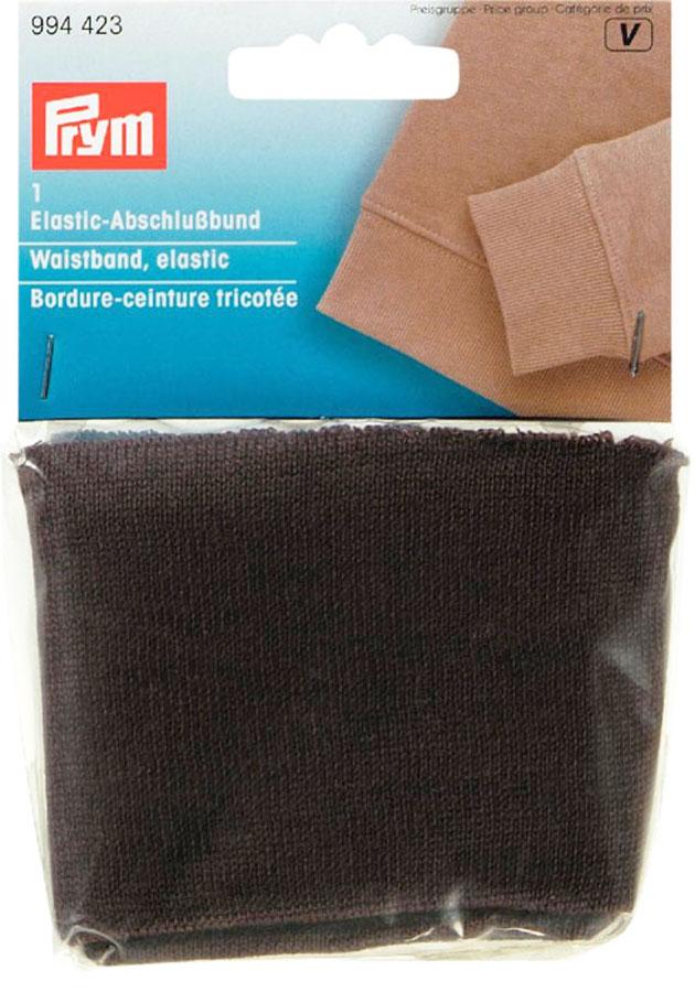 Пояс-резинка Prym, цвет: коричневый, обхват 20 см342664Эластичный пояс-резинка Prym изготовлен из высококачественного полиэстера. Изделие предназначено для шитья брюк, спортивных штанов и много другого. Обхват резинки-пояса: 20 см. Ширина резинки-пояса: 5 см.