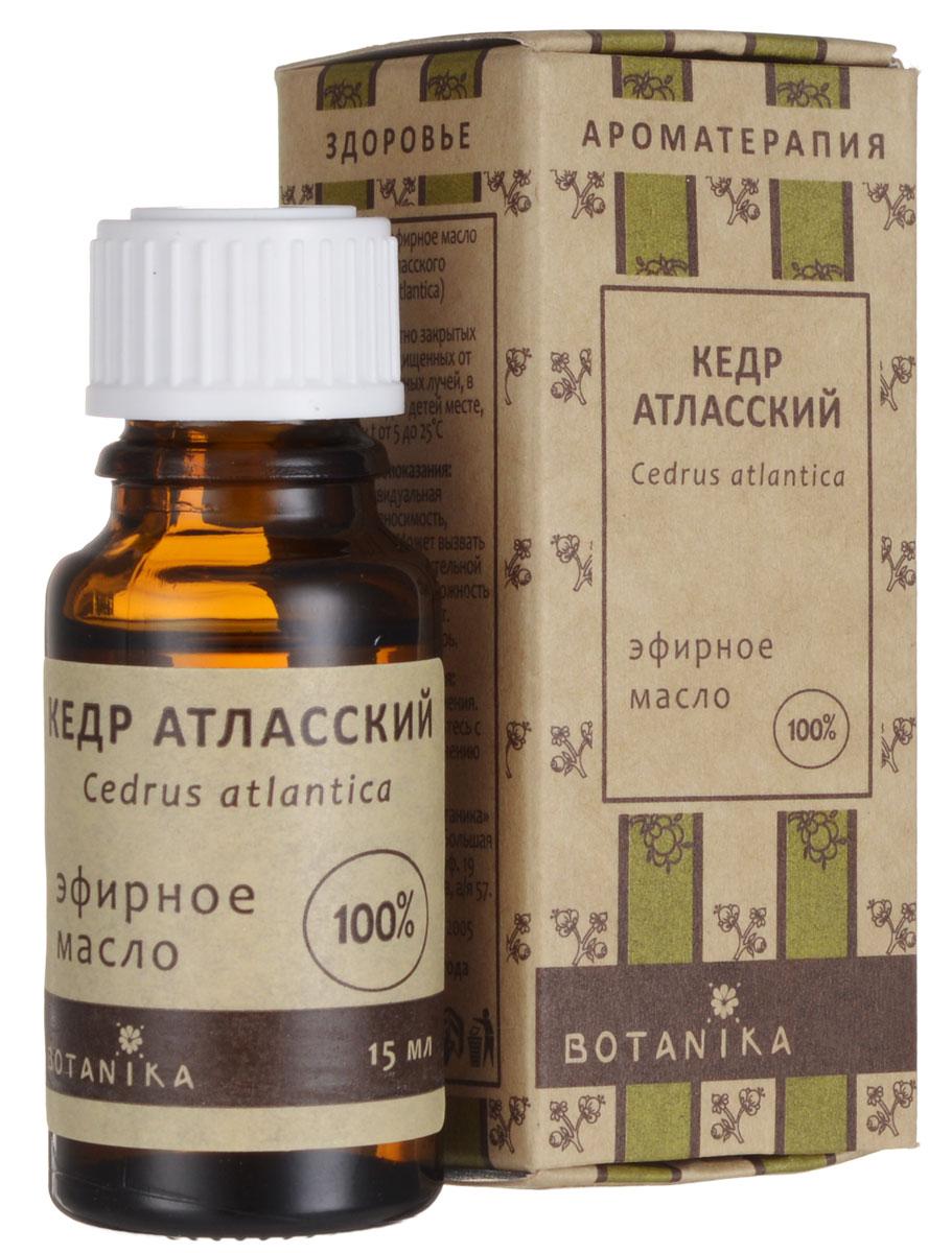 Botanika Эфирное масло Кедр атласский, 15 мл