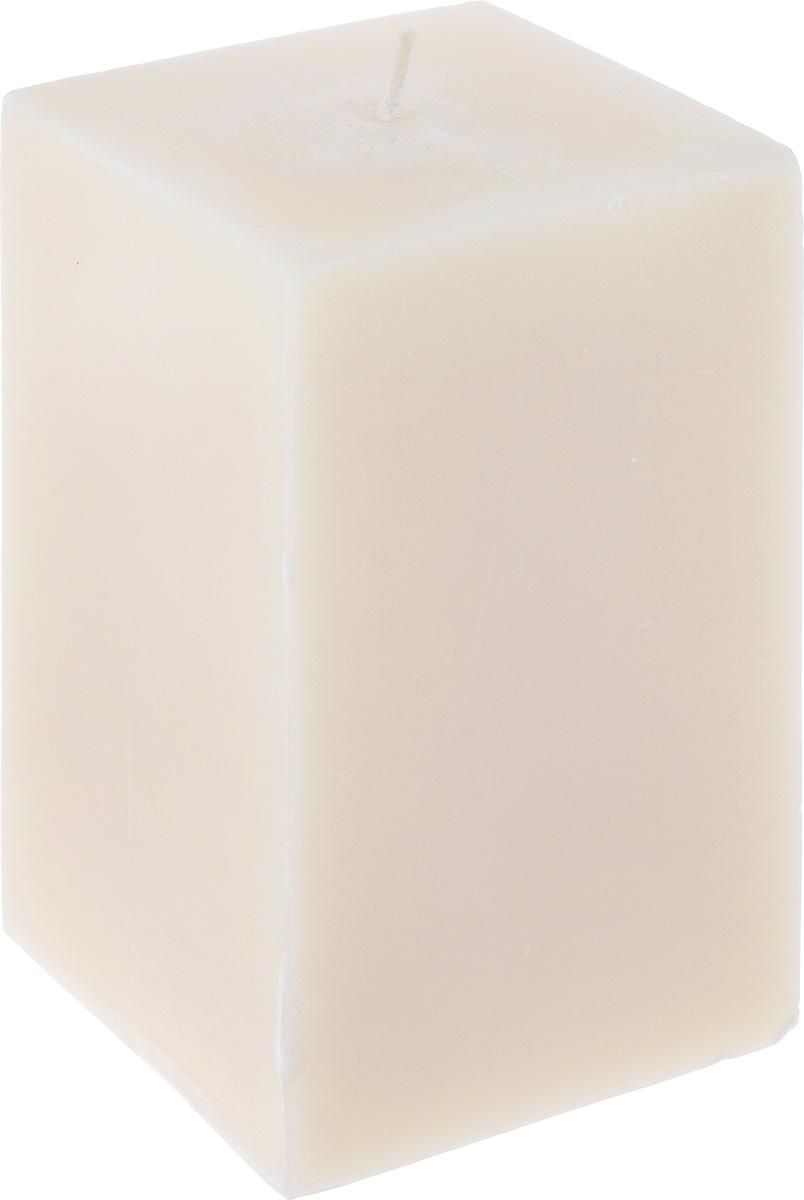 Свеча декоративная Proffi, высота 17 смPH3409Декоративная свеча Proffi выполнена из парафина и стеарина в классическом стиле. Изделие порадует вас ярким дизайном. Такую свечу можно поставить в любое место, и она станет ярким украшением интерьера. Свеча Proffi создаст незабываемую атмосферу, будь то торжество, романтический вечер или будничный день. Размер свечи: 9,5 х 9,5 х 17 см.