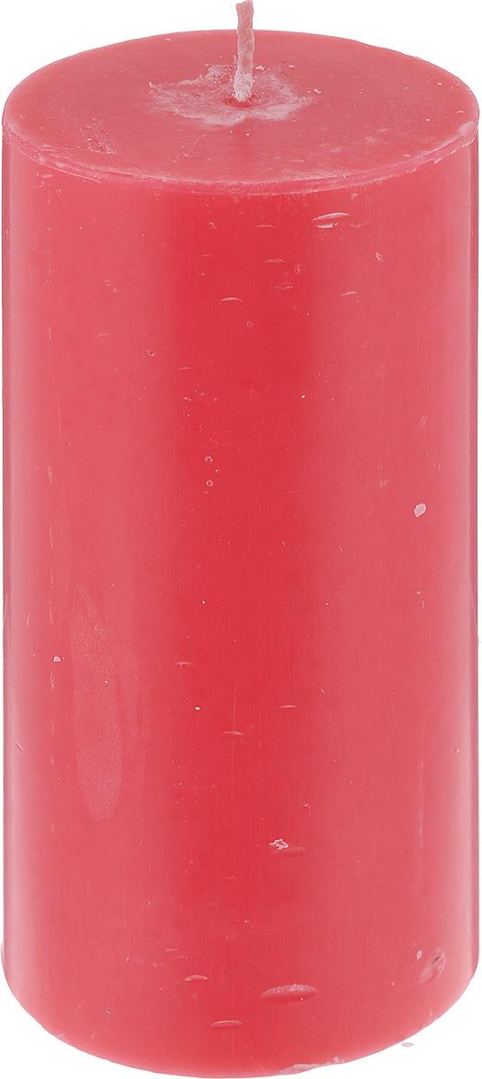 Свеча декоративная Proffi Home Столбик, цвет: красный, высота 15 смPH3444Декоративная свеча Proffi Home Столбик выполнена из парафина и стеарина в классическом стиле. Изделие порадует вас ярким дизайном. Такую свечу можно поставить в любое место, и она станет ярким украшением интерьера. Свеча Proffi Home создаст незабываемую атмосферу, будь то торжество, романтический вечер или будничный день.