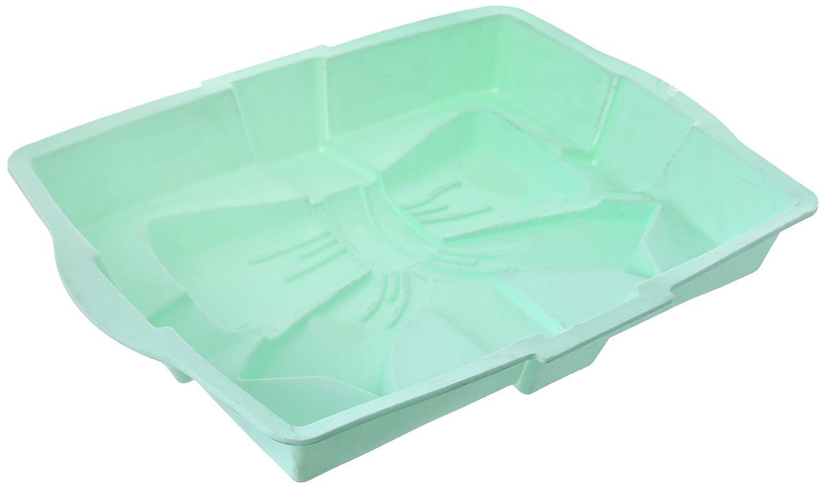 Форма для выпечки Mayer & Boch Сюрприз, силиконовая, цвет: мятный, 31 х 23 х 6 см21981Форма для выпечки Mayer & Boch Сюрприз изготовлена из высококачественного силикона. Дно изделия декорировано фигуркой в виде бантика. Стенки формы легко гнутся, что позволяет легко достать готовую выпечку и сохранить аккуратный внешний вид блюда. Силикон - материал, который выдерживает температуру от -40°С до +230°С. Изделия из силикона очень удобны в использовании: пища в них не пригорает и не прилипает к стенкам, форма легко моется. Приготовленное блюдо можно очень просто вытащить, просто перевернув форму, при этом внешний вид блюда не нарушится. Изделие обладает эластичными свойствами: складывается без изломов, восстанавливает свою первоначальную форму. Порадуйте своих родных и близких любимой выпечкой в необычном исполнении. Подходит для приготовления в микроволновой печи и духовом шкафу при нагревании до +230°С; для замораживания до -40°. Внутренний размер формы: 29 х 23 х 5 см.