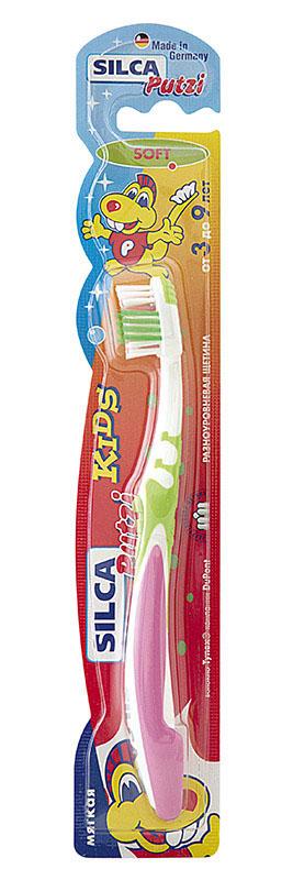 Silca Putzi Зубная щетка Kids от 3 до 9 лет161