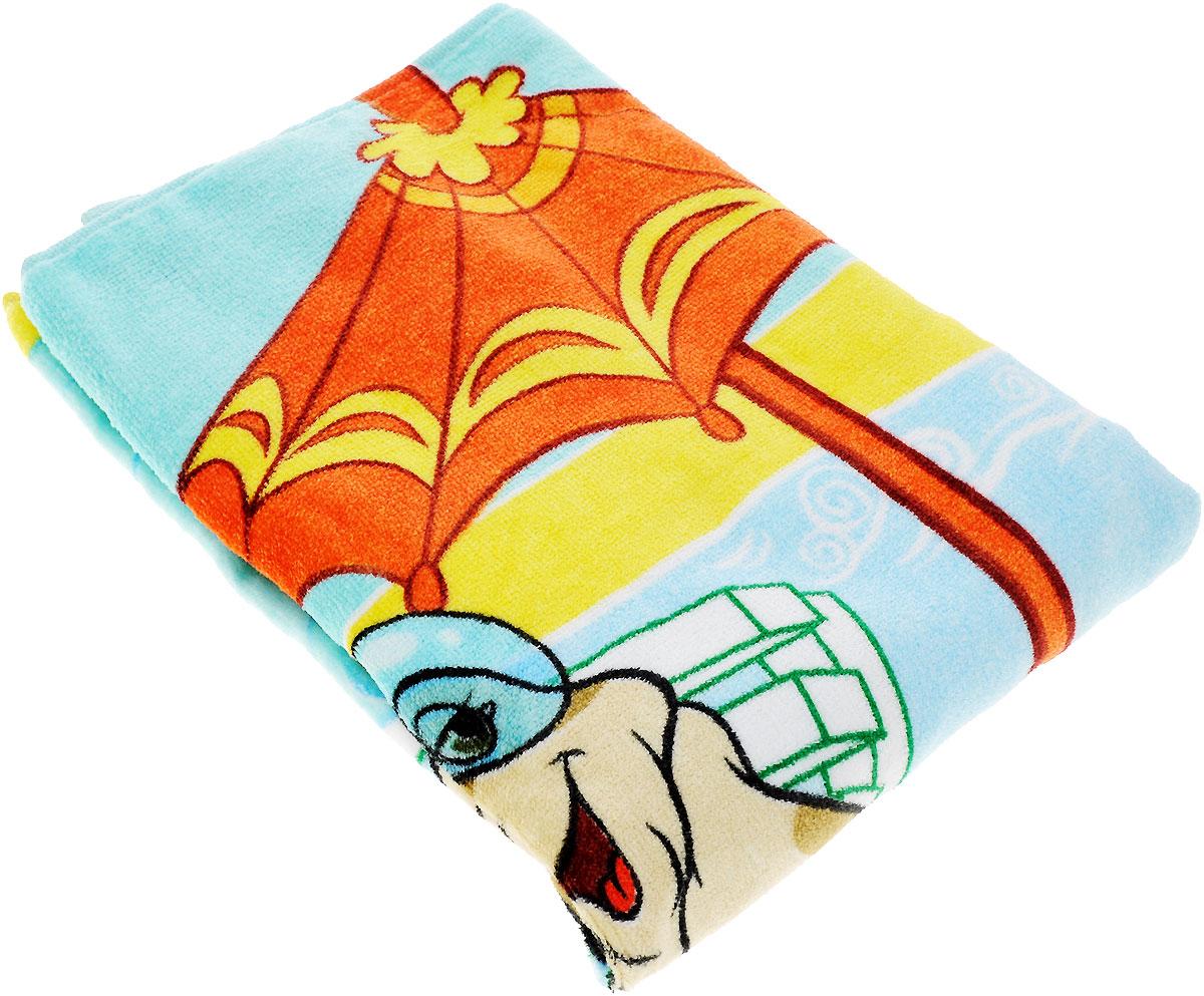 Мульткарнавал Полотенце махровое Черепаха и Львенок на пляже 60 см х 120 см1300115884_Черепаха и Львенок на пляжеМахровое полотенце Мульткарнавал Черепаха и Львенок на пляже, выполненное из натурального 100% хлопка, подарит вам и вашему малышу мягкость и необыкновенный комфорт в использовании. Полотенце украшено изображением героев из известного мультфильма. Красочное изображение любимых героев и невероятная мягкость полотенца обязательно приведут в восторг вашего ребенка и превратят любое купание в веселую и увлекательную игру. Ткань не вызывает аллергических реакций, обладает высокой гигроскопичностью и воздухопроницаемостью. Полотенце великолепно впитывает влагу, нежное на ощупь и не теряет своих свойств после многократной стирки. Порадуйте себя и своего ребенка таким замечательным подарком! Режим стирки: при 40°С.