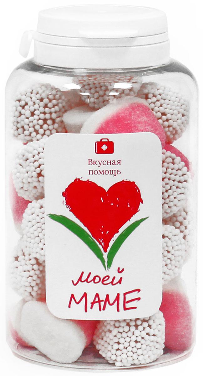 Конфеты Вкусная помощь Для мамы, 107 г конфеты вкусная помощь я тебя люблю 150 г