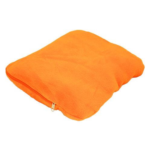 Плед FLEECE Classic, цвет: оранжевый. 130х150см ( ТК114 )