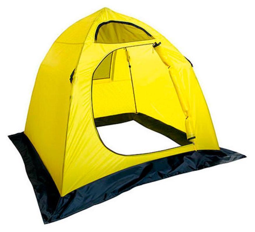 Палатка рыболовная зимняя Holiday EASY ICE 150х150 жел.H-10431Размер внешней палатки: 130 x 150 x 150 см.