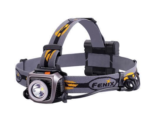 Фонарь налобный Fenix HP15 UE серыйHP15UEFenix HP15 UE - это налобный фонарь с отдельно вынесенным батарейным отсеком. Осветительное устройство ориентировано на туристов, спортсменов, велосипедистов, охотников, рыбаков. Благодаря сбалансированному распределению веса и возможности оставить руки пользователя свободными, использовать фонарь будет удобно как во время обычного отдыха за городом, так и в экстремальных экспедициях. За яркий свет в фонаре отвечает встроенный светодиод Cree XM-L2 (U2). Это долговечный полупроводниковый прибор производства американской компании Cree, который способен проработать не менее 50 000 ч. Максимальная яркость светового потока, которую может предложить фонарь Fenix HP15 UE, - 900 люмен. Именно таким характеристикам соответствует режим Burst. К этому режиму предусмотрен быстрый доступ из любого другого. Его можно активировать оранжевой кнопкой на головной части устройства даже тогда, когда фонарь выключен. Но проработает Burst всего 30 с и деактивируется, т.к. более длительное его...
