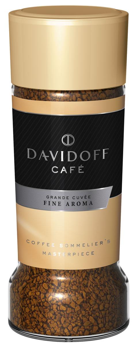 Davidoff Caffee Davidoff Fine кофе растворимый, 100 г 464390