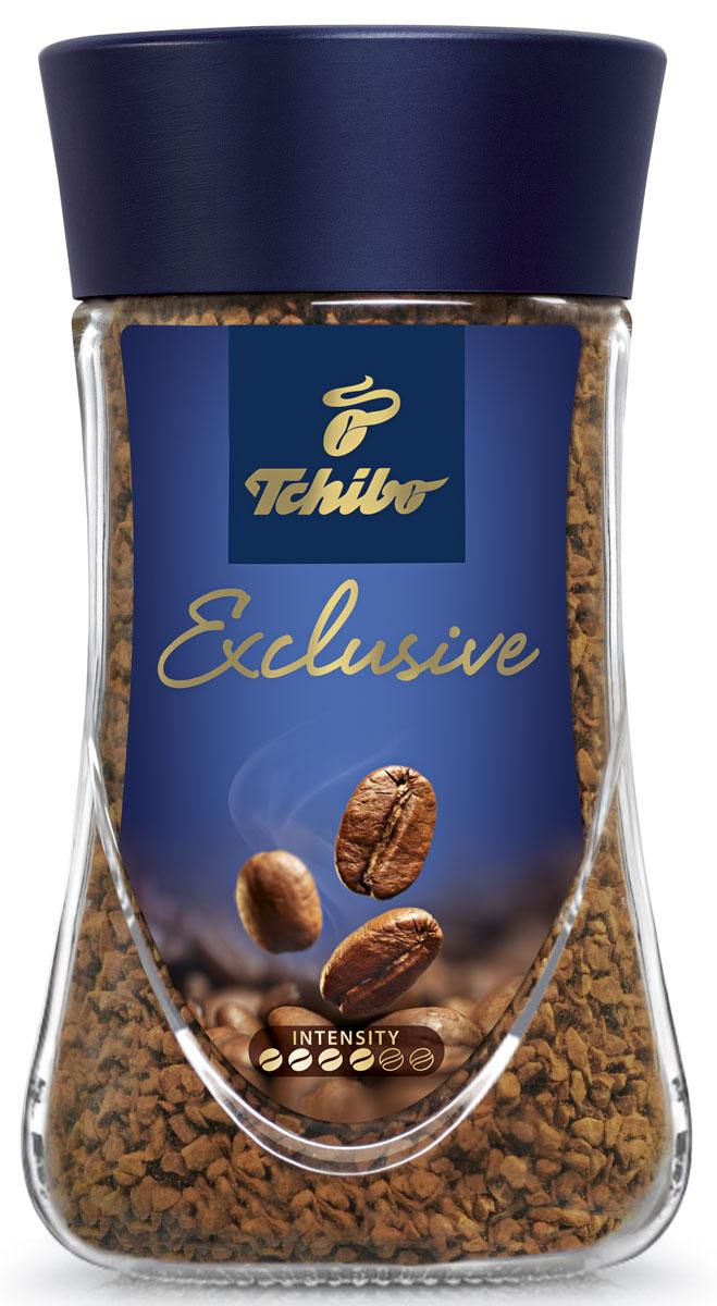 Tchibo Exclusive кофе растворимый, 95 г