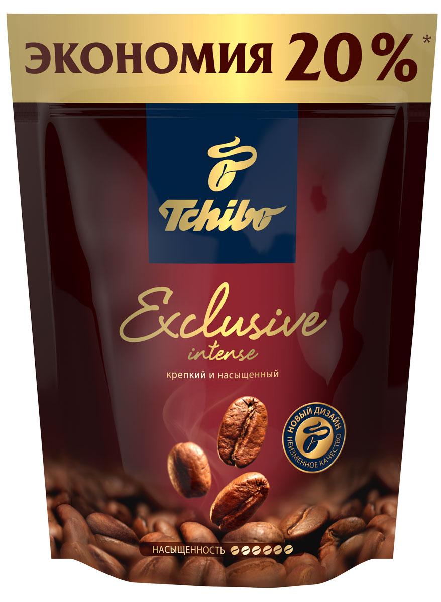 Tchibo Exclusive Intense кофе растворимый, 150 г