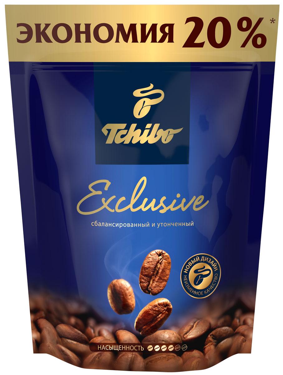 Tchibo Exclusive кофе растворимый, 150 г477156Побалуйте себя и своих близких изысканным кофе Tchibo Exclusive. Его богатый аромат и насыщенный вкус доставят вам непревзойдённое удовольствие. Для создания этого исключительного купажа эксперты Tchibo отбирают только лучшие зерна Арабики и дополняют их зернами насыщенной Робусты.