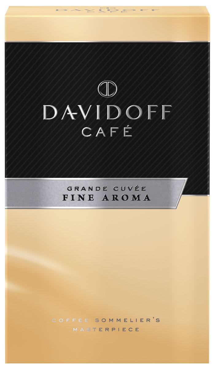 Davidoff Fine кофе молотый, 250 г8416Davidoff Fine - уникальная композиция со вкусом средней насыщенности и благородной кислинкой, отличающаяся утонченным ароматом. Безупречное качество этого напитка покорит самых искушенных ценителей.