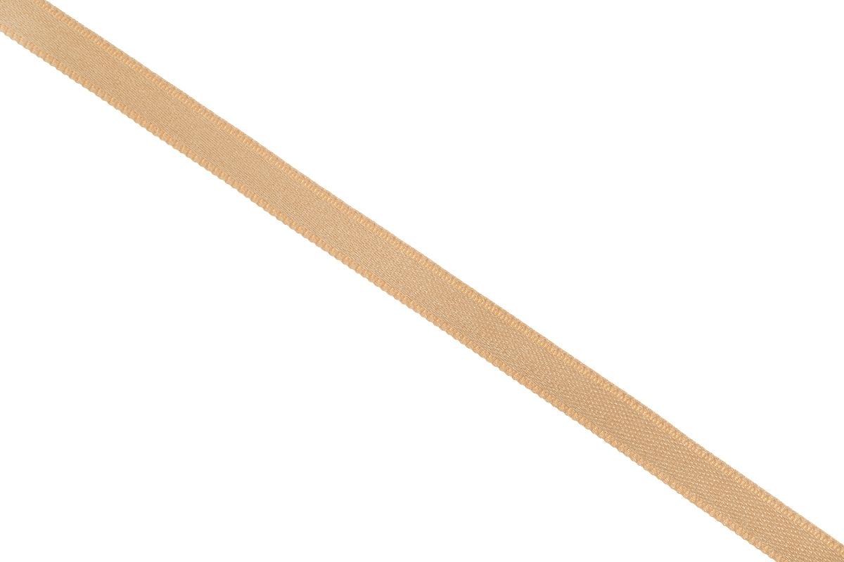 Лента атласная Prym, цвет: светло-коричневый, ширина 6 мм, длина 25 м697070_24Атласная лента Prym изготовлена из 100% полиэстера. Область применения атласной ленты весьма широка. Изделие предназначено для оформления цветочных букетов, подарочных коробок, пакетов. Кроме того, она с успехом применяется для художественного оформления витрин, праздничного оформления помещений, изготовления искусственных цветов. Ее также можно использовать для творчества в различных техниках, таких как скрапбукинг, оформление аппликаций, для украшения фотоальбомов, подарков, конвертов, фоторамок, открыток и многого другого. Ширина ленты: 6 мм. Длина ленты: 25 м.