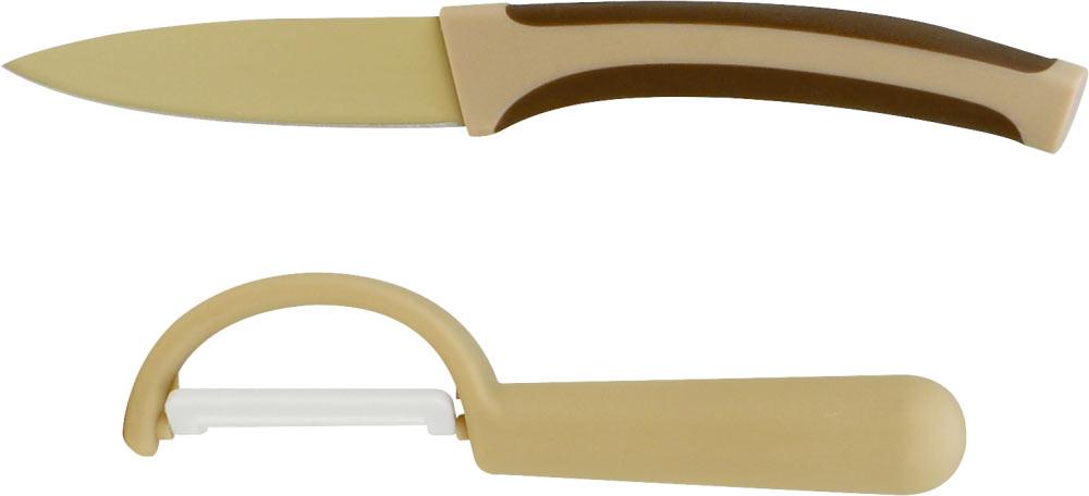 Набор ножей 2 предмета. CL-3120CL-3120Нож для чистки (9 см) Овощечистка