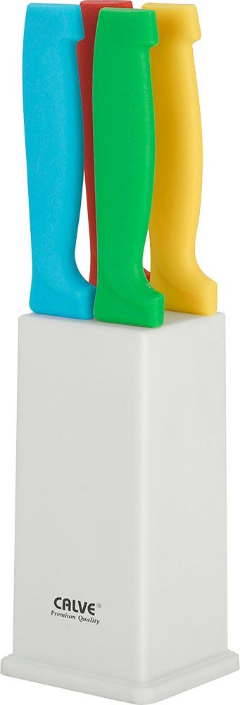 Набор ножей 5 предметов. CL-3124CL-312411 см Нож для стейка (толщина лезвия 1.0 мм) 9 см Нож для чистки (толщина лезвия 1.0 мм) 9 см Нож для чистки (толщина лезвия 1.0 мм) 6 см Нож для чистки (толщина лезвия 1.0 мм)