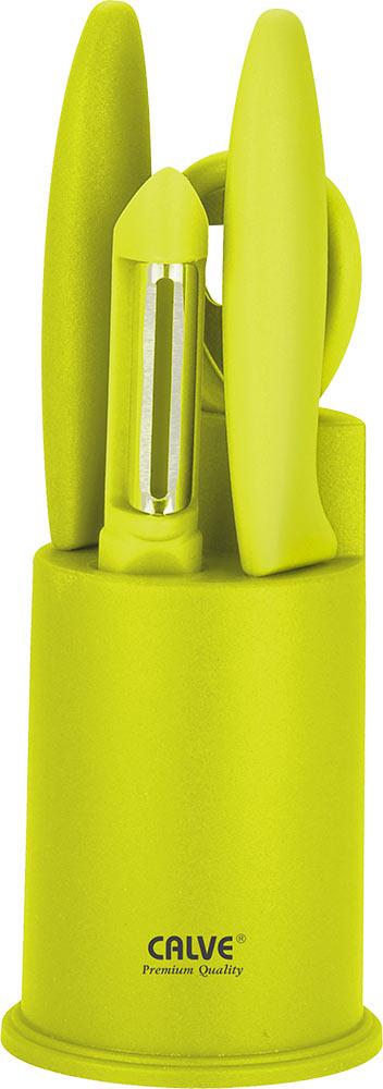 Набор ножей 5 предметов. CL-3125CL-31259 см Нож для чистки (толщина лезвия 1.0 мм) 9 см Нож для чистки (толщина лезвия 1.0 мм) Ключ для открывания бутылок Овощечистка