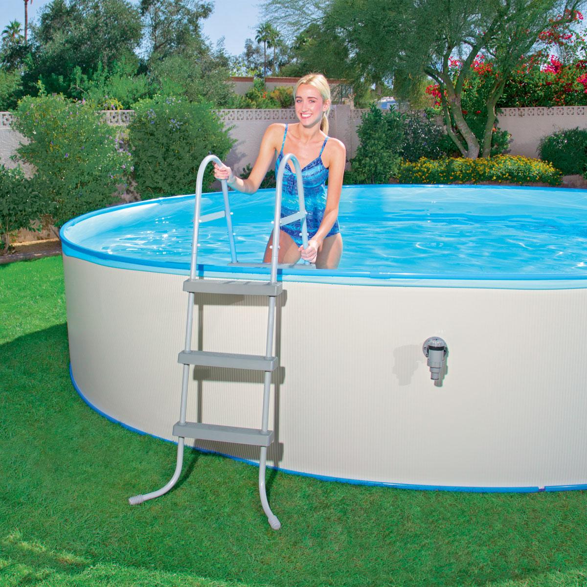Лестница для бассейнов 91 см58393