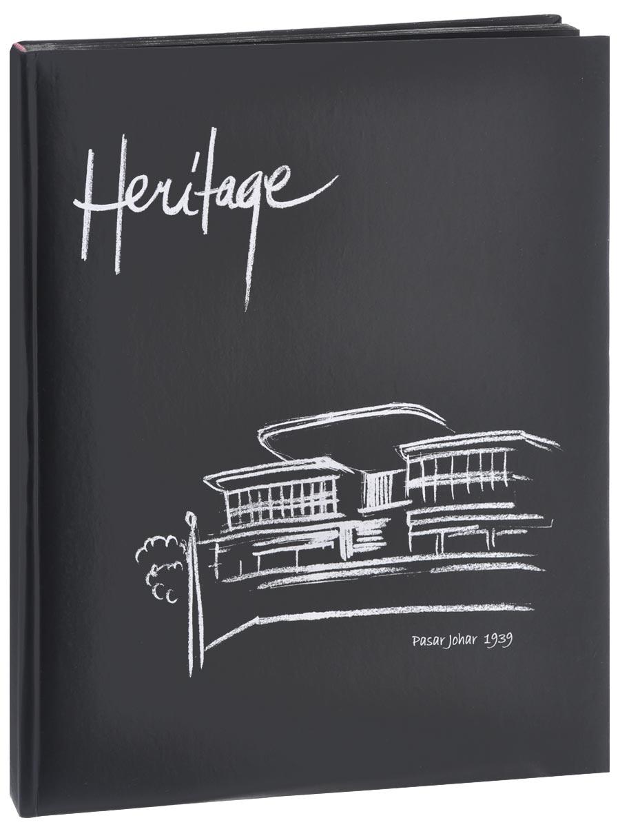 """Фотоальбом Pioneer """"Heritage. Pasar Johar 1939"""", 10 магнитных листов, 32 х 32 см"""