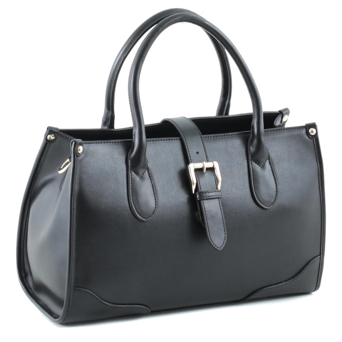 Сумка женская Lamagio, цвет: черный. 604-С - Lamagio604-С_черныйВеликолепная женская сумка Lamagio выполнена из натуральной кожи. Изделие имеет одно основное отделение, разделенное пополам карманом-средником на