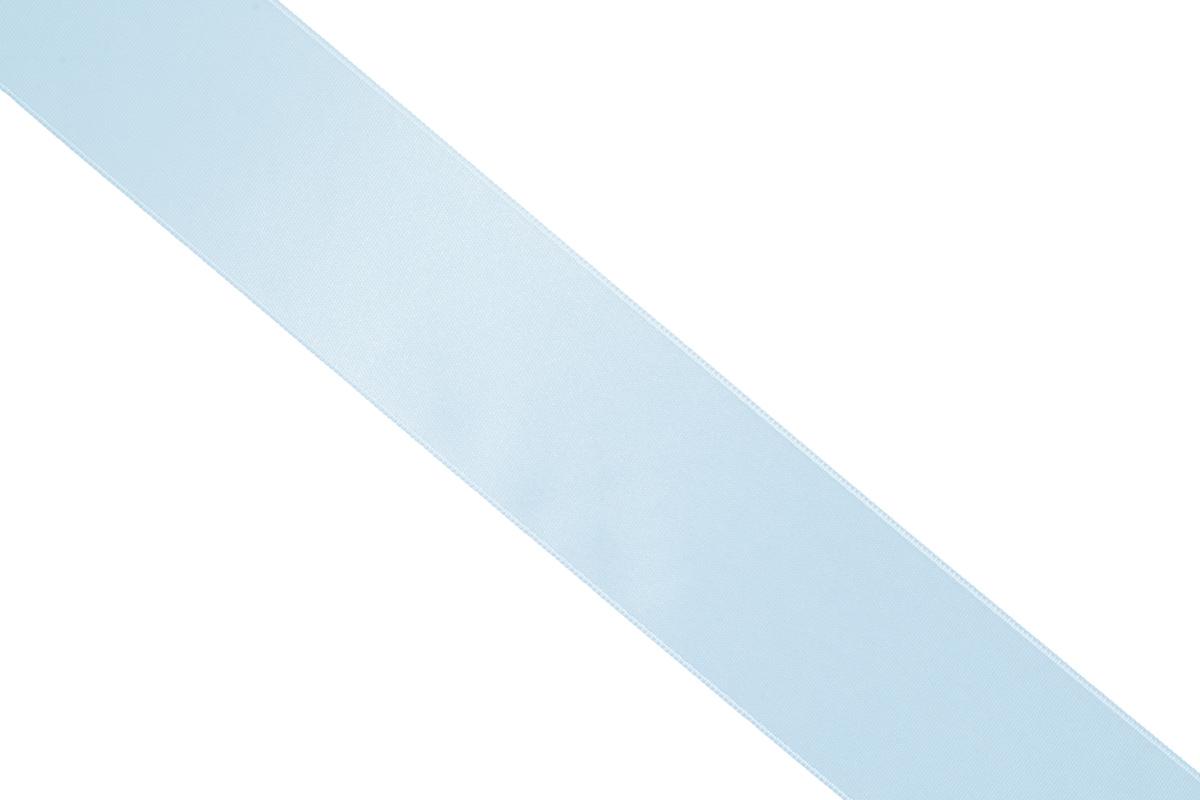 Лента атласная Prym, цвет: светло-голубой, ширина 38 мм, длина 25 м695806_52Атласная лента Prym изготовлена из 100% полиэстера. Область применения атласной ленты весьма широка. Изделие предназначено для оформления цветочных букетов, подарочных коробок, пакетов. Кроме того, она с успехом применяется для художественного оформления витрин, праздничного оформления помещений, изготовления искусственных цветов. Ее также можно использовать для творчества в различных техниках, таких как скрапбукинг, оформление аппликаций, для украшения фотоальбомов, подарков, конвертов, фоторамок, открыток и многого другого. Ширина ленты: 38 мм. Длина ленты: 25 м.