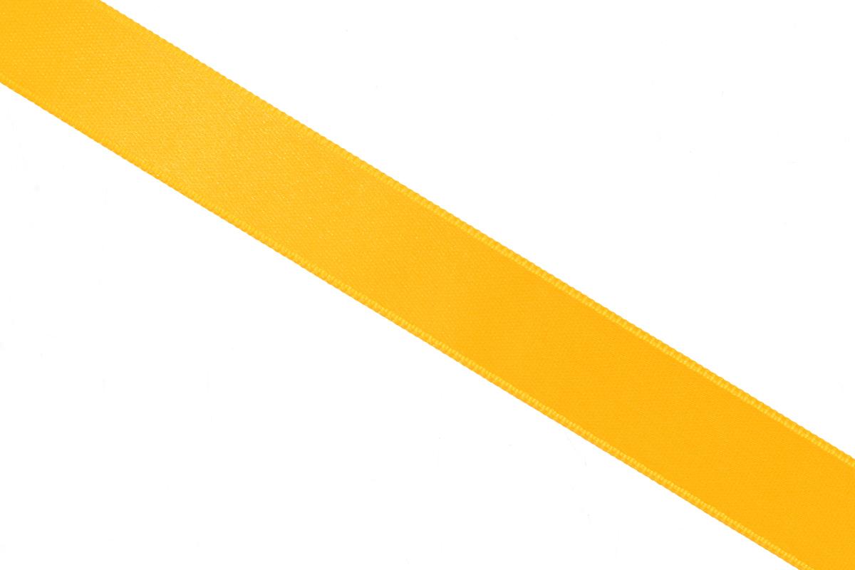Лента атласная Prym, цвет: темно-желтый, ширина 15 мм, длина 25 м695803_32Атласная лента Prym изготовлена из 100% полиэстера. Область применения атласной ленты весьма широка. Изделие предназначено для оформления цветочных букетов, подарочных коробок, пакетов. Кроме того, она с успехом применяется для художественного оформления витрин, праздничного оформления помещений, изготовления искусственных цветов. Ее также можно использовать для творчества в различных техниках, таких как скрапбукинг, оформление аппликаций, для украшения фотоальбомов, подарков, конвертов, фоторамок, открыток и многого другого. Ширина ленты: 15 мм. Длина ленты: 25 м.
